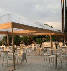 Terrazas- Mirador en MNAC Museu Nacional d'art de Catalunya