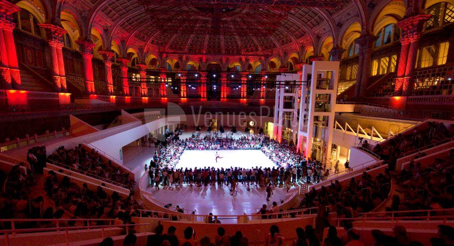 Eventos deportivos en MNAC Museu Nacional d'art de Catalunya