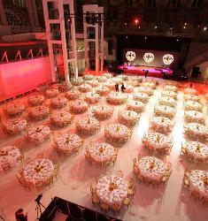 Sala Oval en MNAC Museu Nacional d'art de Catalunya