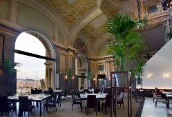Restaurante Òleum en MNAC Museu Nacional d'art de Catalunya