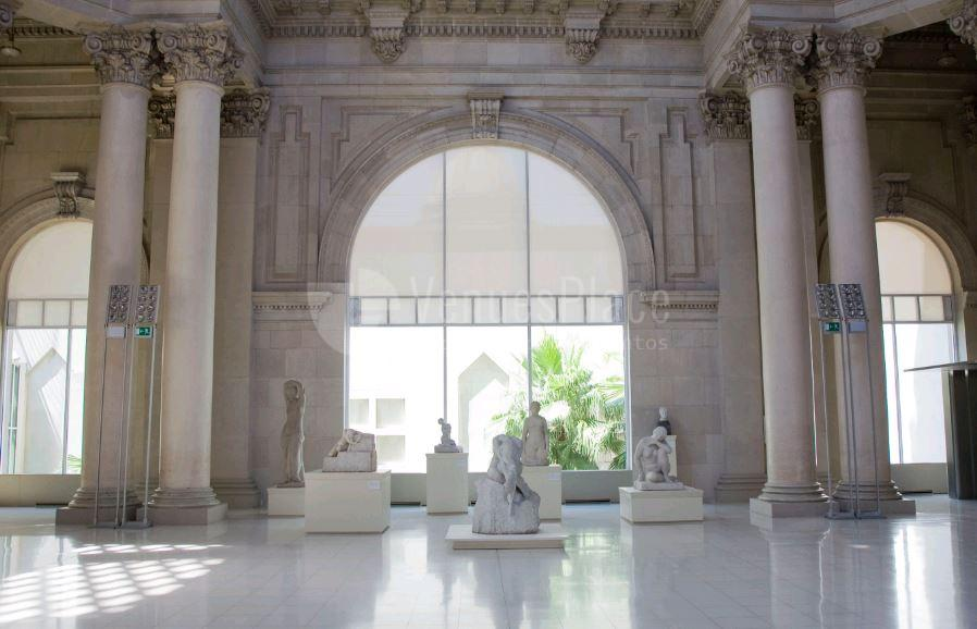 Exposiciones en MNAC Museu Nacional d'art de Catalunya