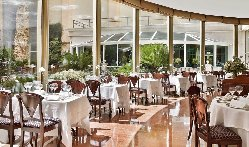 Restaurante el Jardín del InterContinental