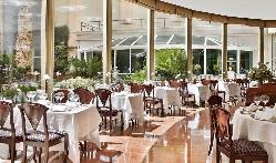 Restaurante El Jardín del InterContinental