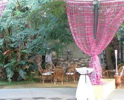 Exterior  Sarao Jardines
