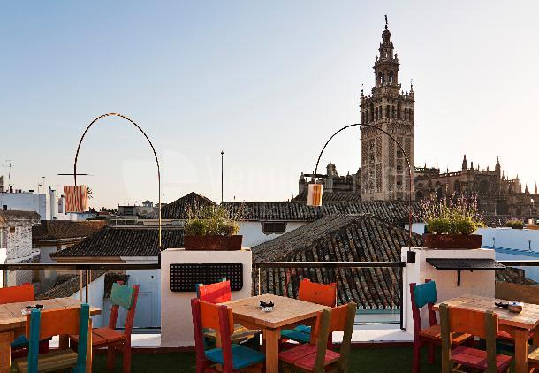 Disfruta de sus instalaciones en tu evento, Hotel Los Seises by Fontecruz