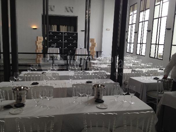 Montaje eventos de empresa Hotel Los Seises by Fontecruz