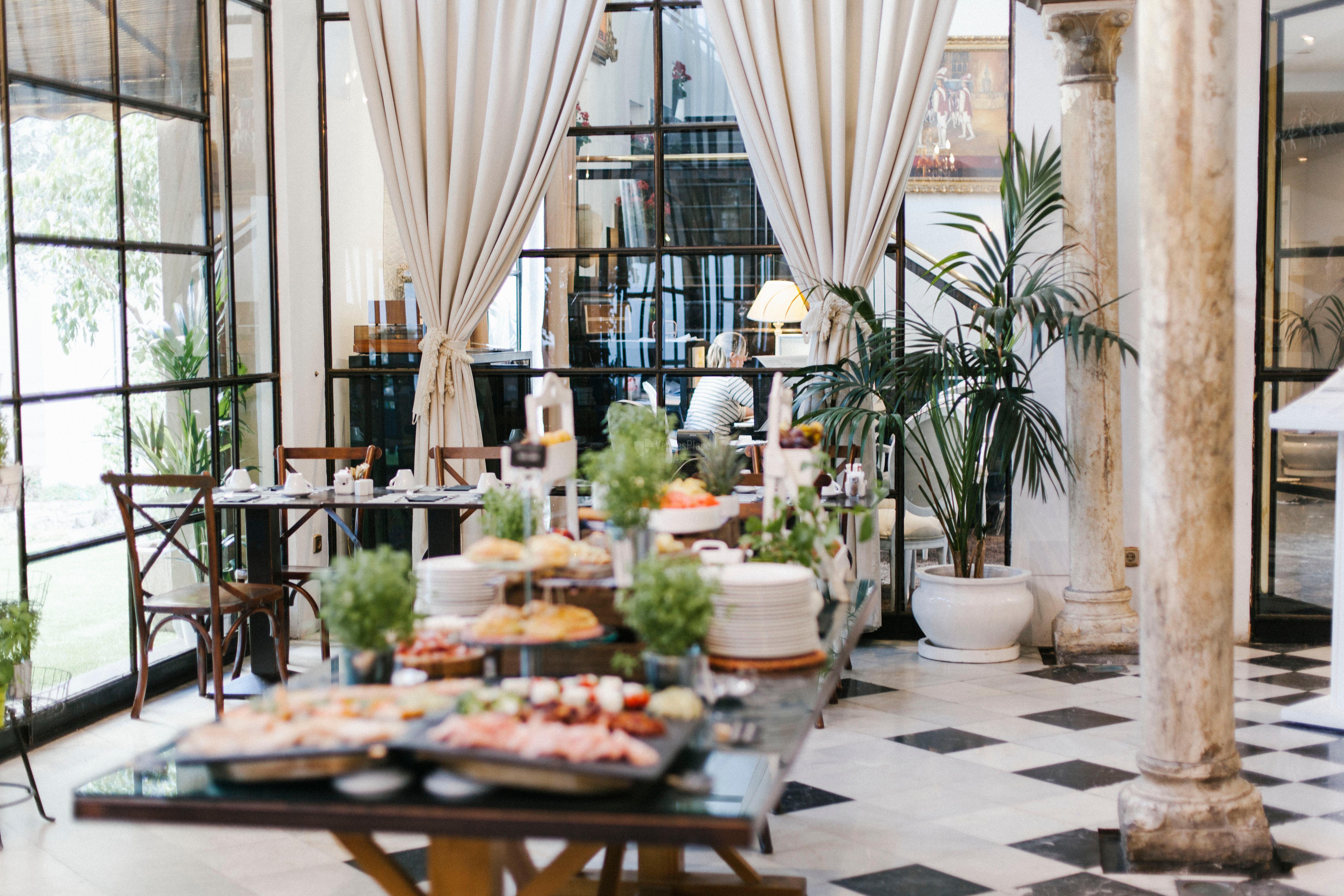 Interior 7 en Hotel Los Seises by Fontecruz