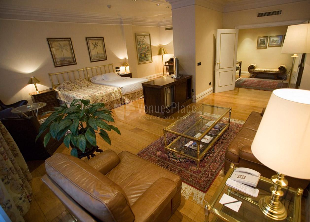 Interior 13 en Hotel López de Haro