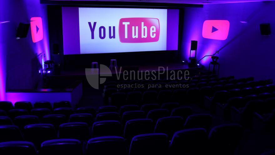Presentaciones, ruedas de prensa en Cine de la Prensa de Madrid