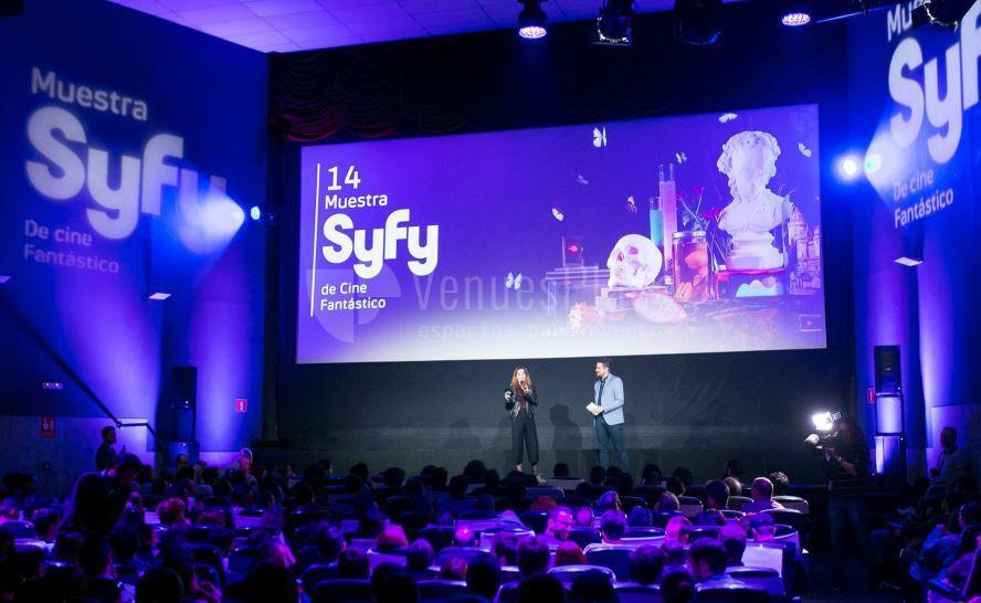 Eventos de empresa de éxito en Cine de la Prensa de Madrid