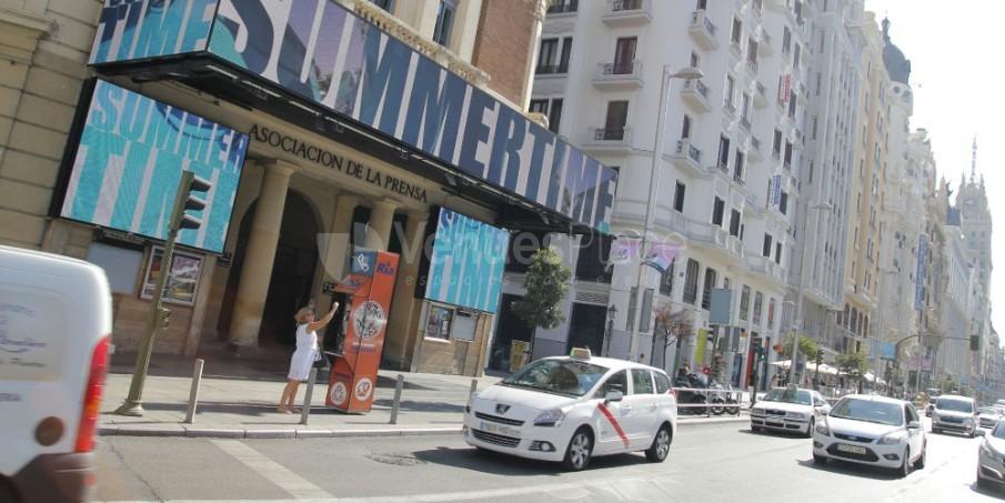 Exterior 4 en Cine de la Prensa de Madrid