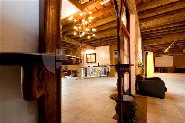 Entrada HOTEL MOLI DE LA TORRE