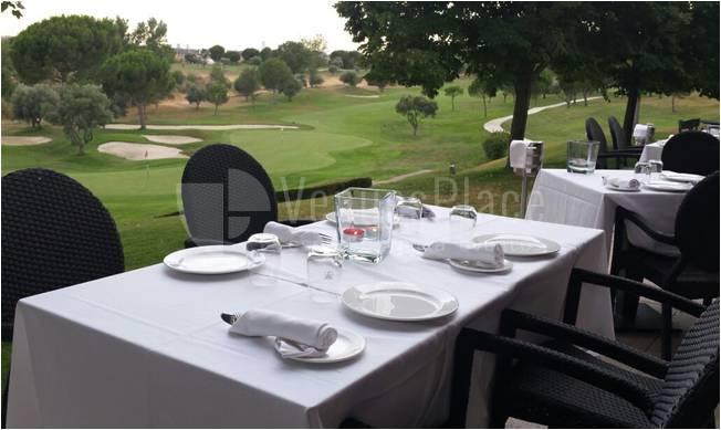 Eventos sociales y corporativos únicos en Campo de Golf 2 La Moraleja