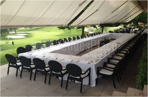 Comidas y cenas de empresa, comuniones, bautizos en Campo de Golf 2 La Moraleja
