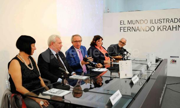 Montaje 8 en Fundación Diario Madrid
