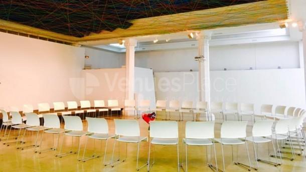 Interior 4 en Fundación Diario Madrid