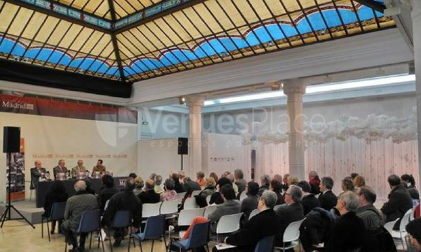 Montaje 2 en Fundación Diario Madrid