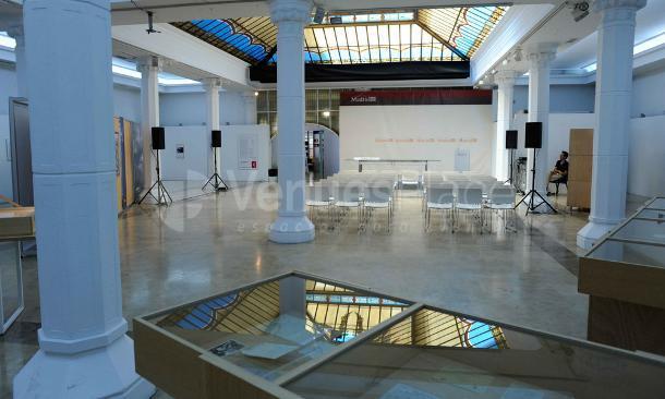 Interior 1 en Fundación Diario Madrid