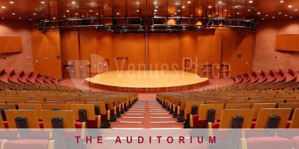 Montaje 1 en Hotel Auditórium Madrid Centro de congresos Príncipe Felipe