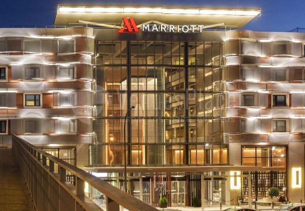 Exterior 2 en Madrid Marriott Auditorium Hotel & Conference Center