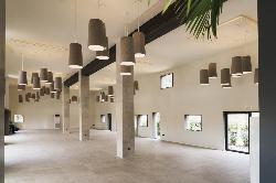 Columnas en Finca Astilbe