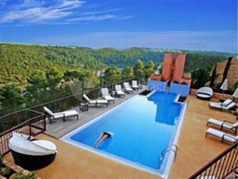Hotel Spa Villa de Alarcón