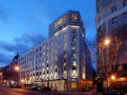 Hotel Paseo del Arte en Madrid-centro