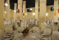 Montaje Banquete de Boda en Bodegas Alameda