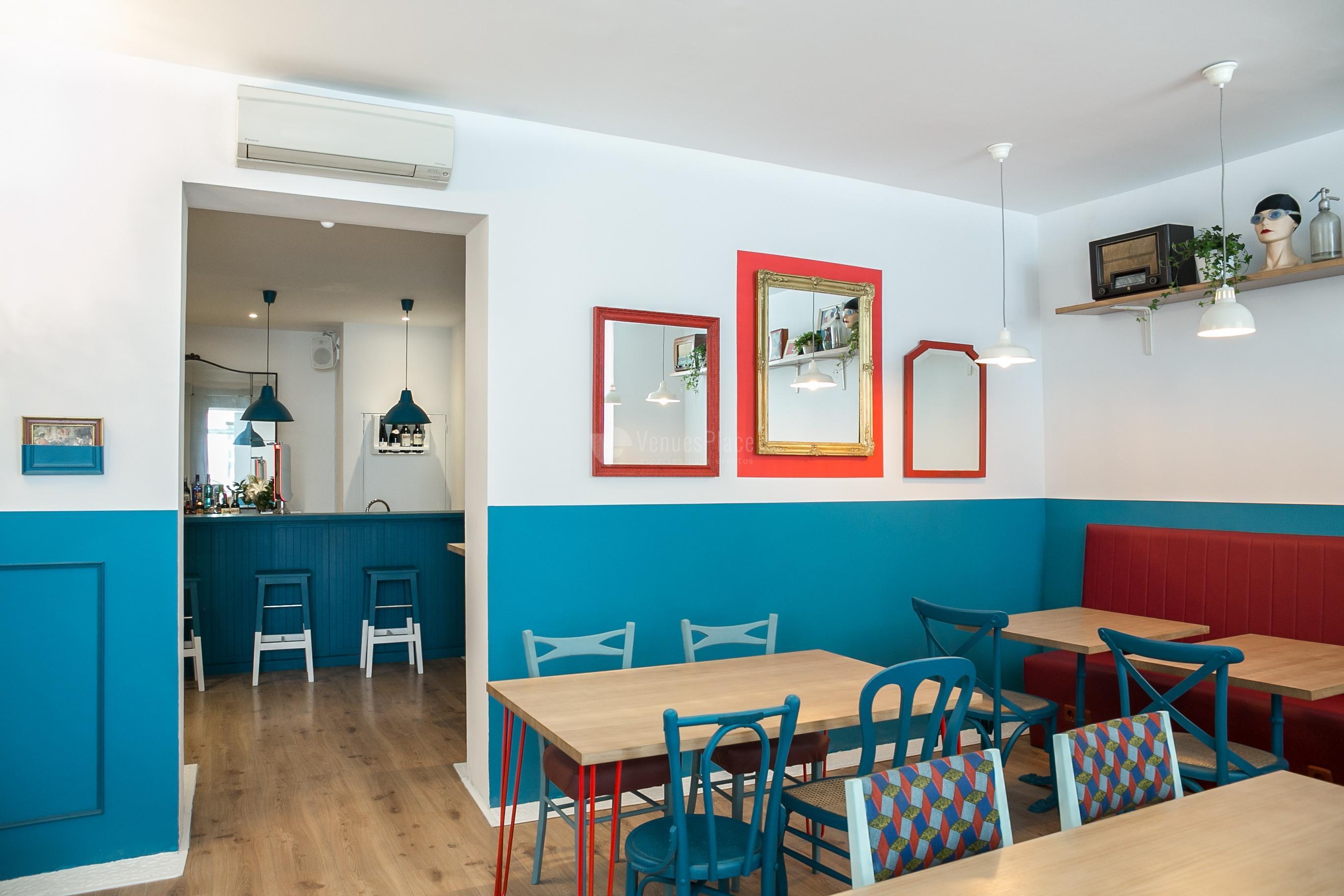 Coworking en La Piscine Café
