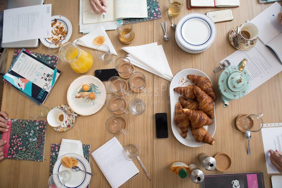 Gastronomía para tus eventos en La Piscine Café