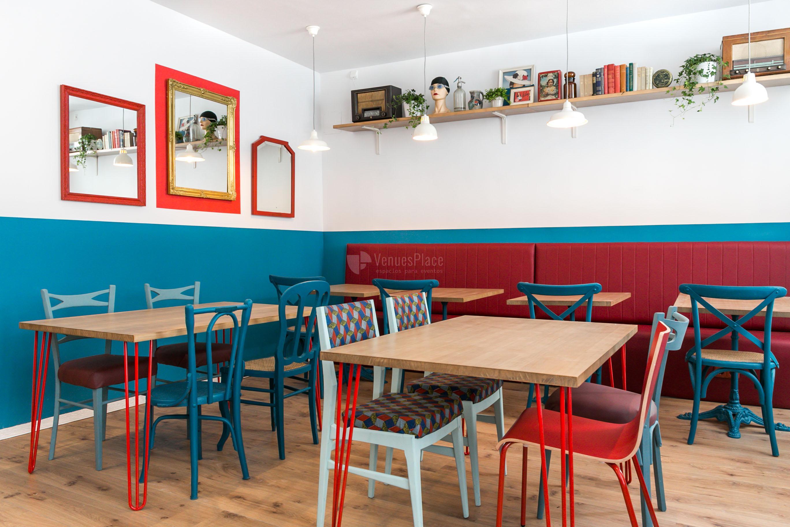 Fiestas de cumpleaños, navidad, privadas en La Piscine Café