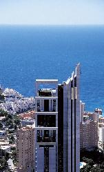 FACHADA DEL GRAN HOTEL BALI
