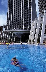 PISCINA DEL GRAN HOTEL BALI