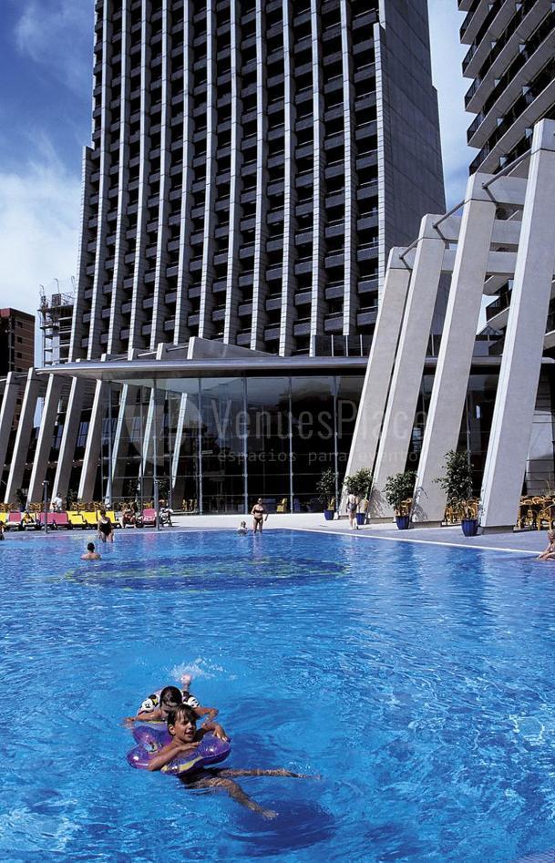 Gran hotel bali venuesplace for Piscinas actur
