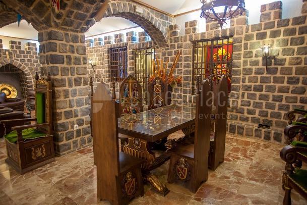 Interior 3 en HOTEL ALFONSO VI