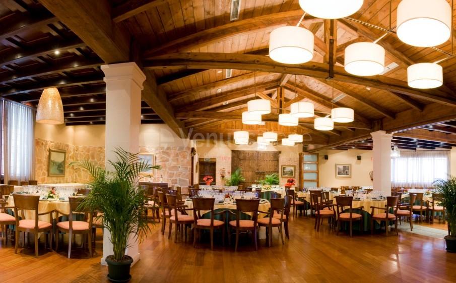 Interior 16 en Restaurante Gaztelubide - La Florida