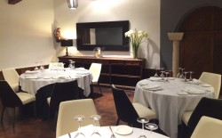 Interior 9 en Restaurante Gaztelubide - La Florida