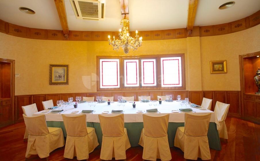 Interior 8 en Restaurante Gaztelubide - La Florida