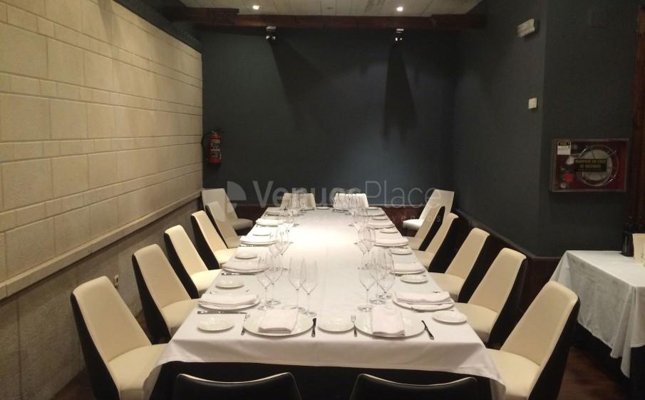Interior 11 en Restaurante Gaztelubide - La Florida