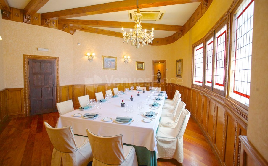 Interior 18 en Restaurante Gaztelubide - La Florida