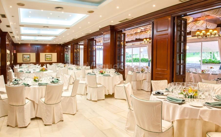 Interior 2 en Restaurante Gaztelubide - La Florida