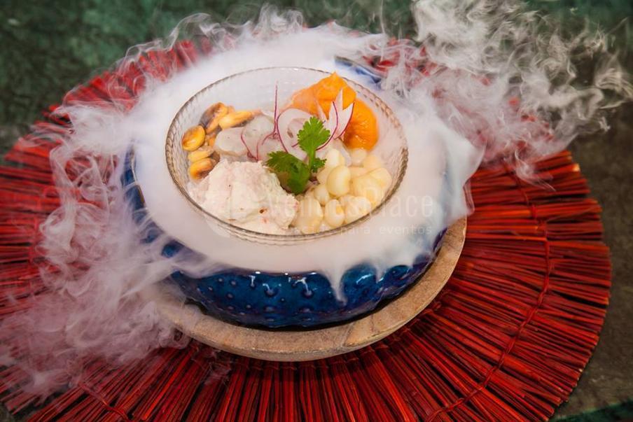 Cocina saludable en Sushita Alberto Aguilera