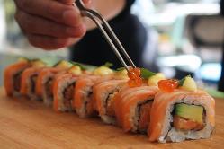 Cocina japonesa y saludable en Sushita Alberto Aguilera