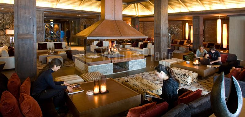 Interior Hotel Santos Val de Neu