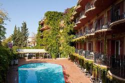Hotel Los Ángeles & SPA**** en Provincia de Granada