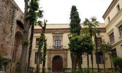 Palacio Antonio de Mendoza en Guadalajara