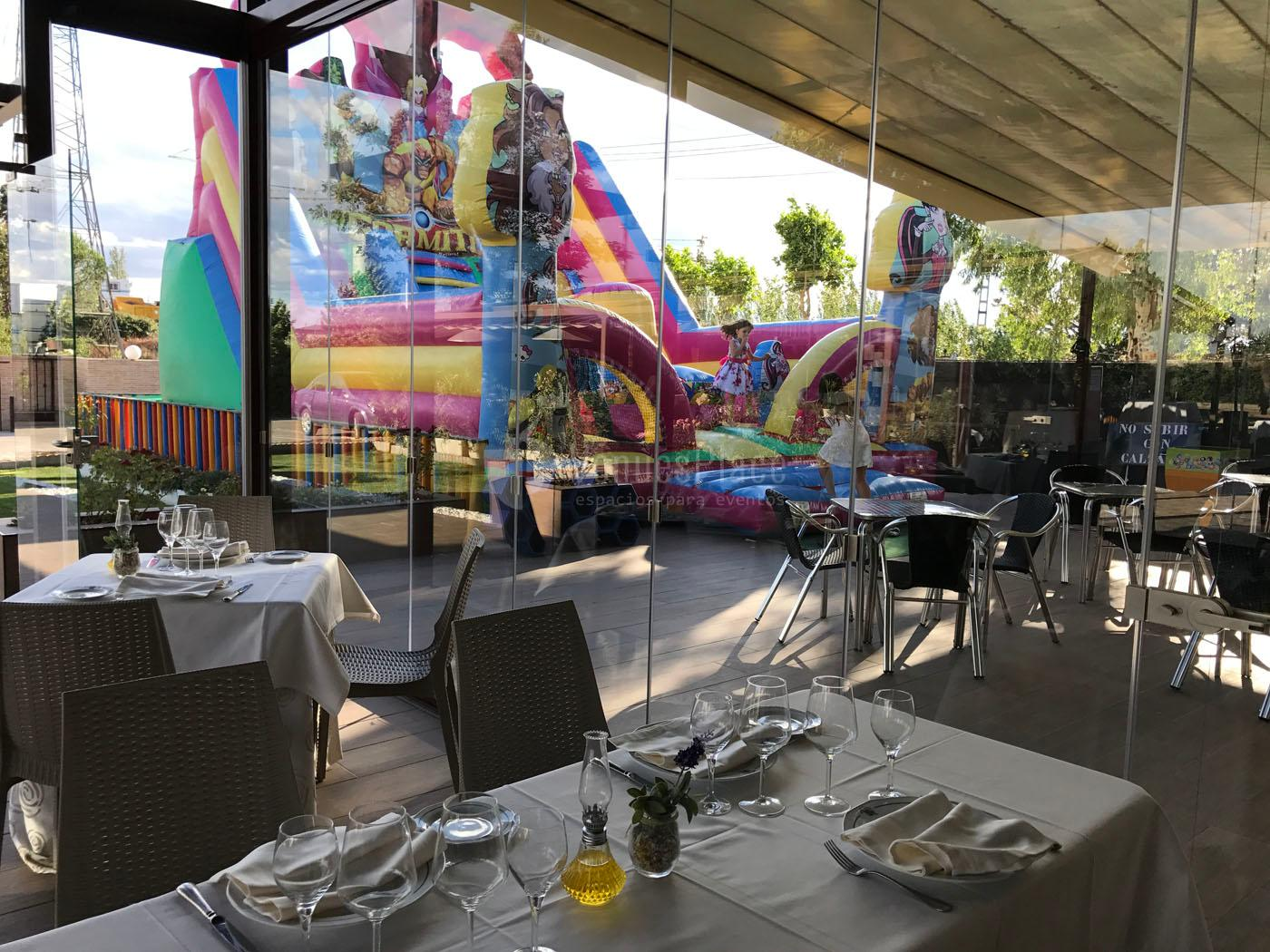 Eventos de empresa para empleados con hijos en Finca El Vivero
