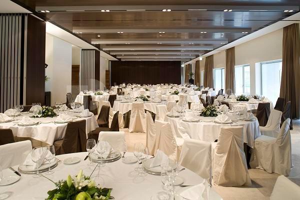 Salon Paraninfo montaje banquete