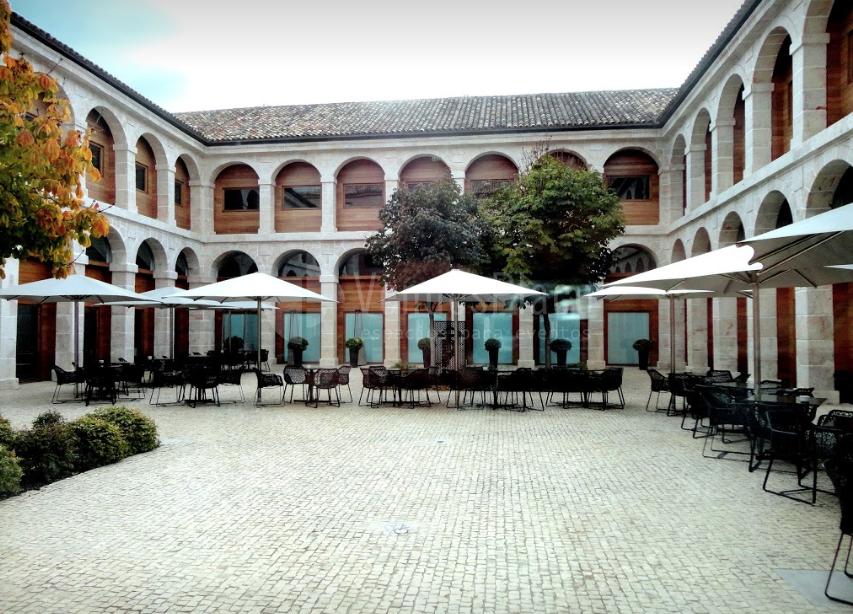 PatParador de Alcalá de Henares