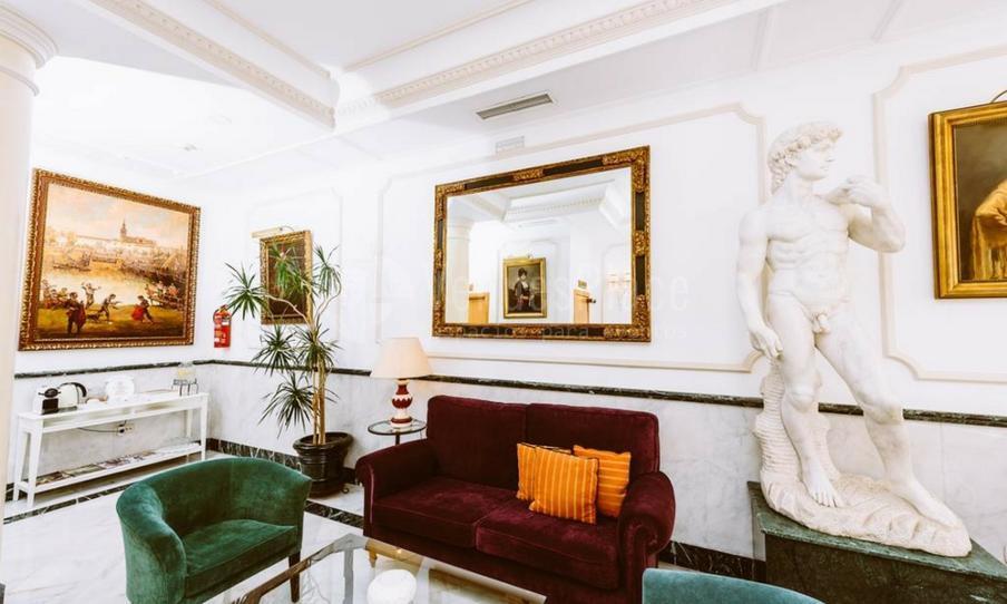 Interior 1 en Terraza Doña Manuela